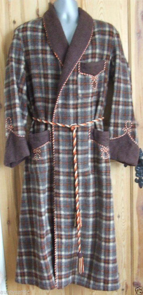 Wool Dressing Gown Men - Home Decorating Ideas & Interior Design