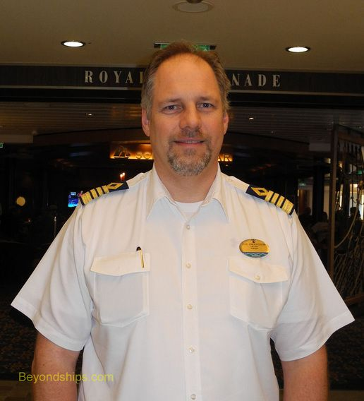 how to become a cruise ship captain