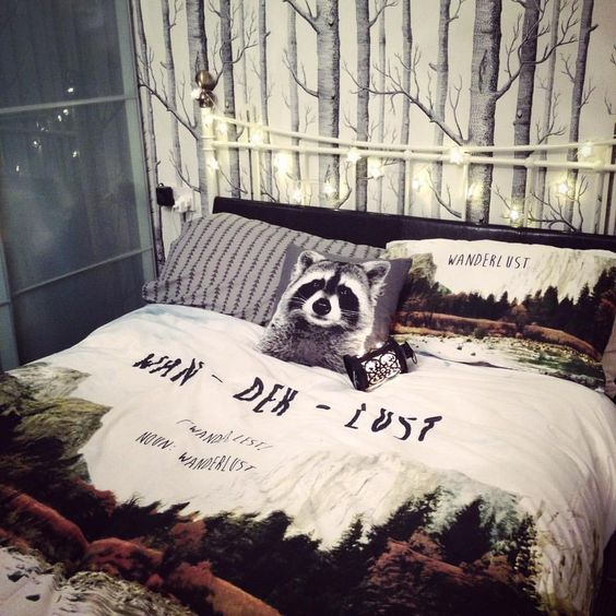 I updated my bed at last <3