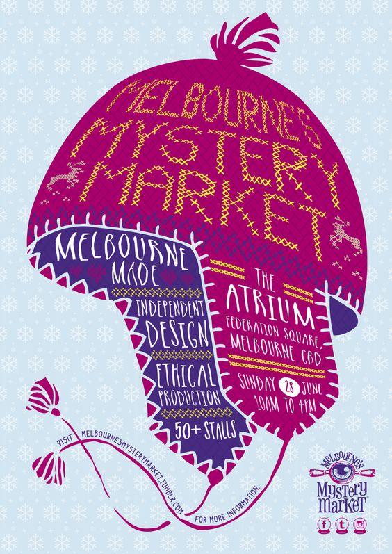 Melbourne's Mystery Market