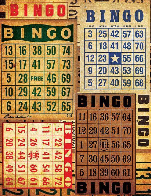 Monday Night Bingo is TONIGHT 10/07!! Stop by the