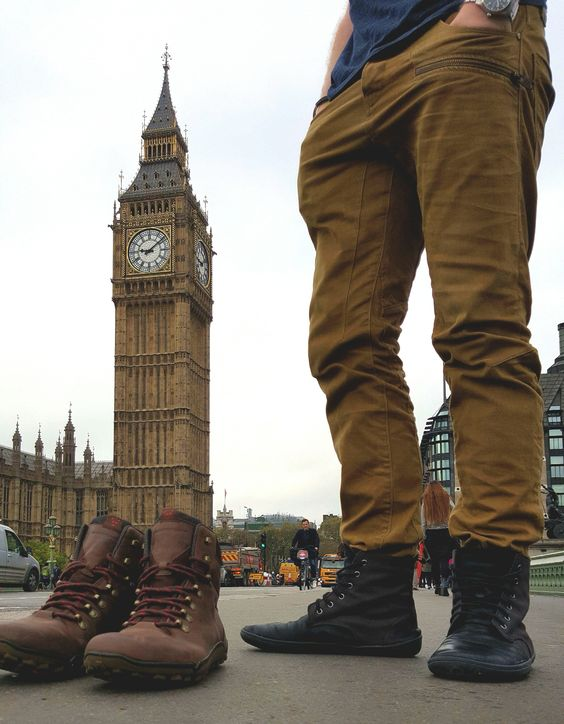 Barfußfeeling in London: Praktikum bei VIVOBAREFOOT UK