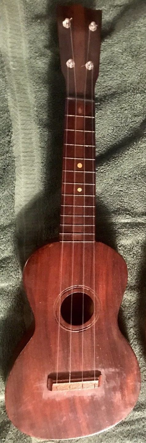 Sherman clay california columbia soprano ukulele corner