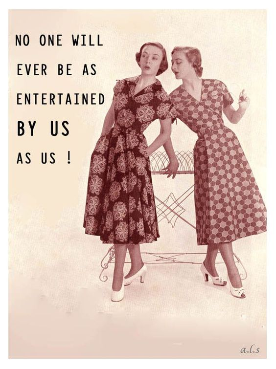 No one will ever be as entertained by us as us! - Pink Pad - the app for women - pinkp.ad