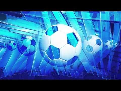 Blue Football Motion Background Free Stock Video Footage Free Stock Videos At Videvo Net Youtube Football Background Soccer Blue Football