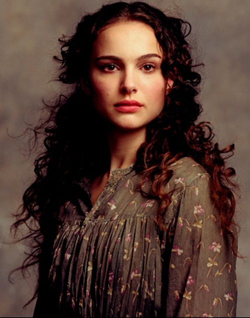 Natalie Portman--my boyfriend is in love with her, i think shes rather beautiful as well!