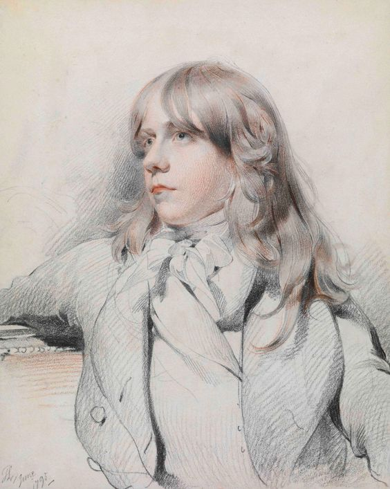 Sir Thomas Lawrence: John Millington, aged 16 | Pictures | Lowell Libson