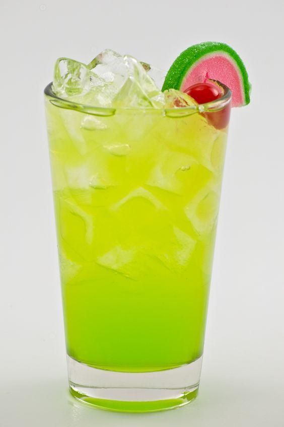 Green Apple Lemonade . . .YUMMMMM