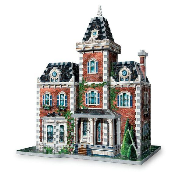 Puzzle Wrebbit 3D 465 Piezas Casa Lady Victoria 3D 465 Piezas