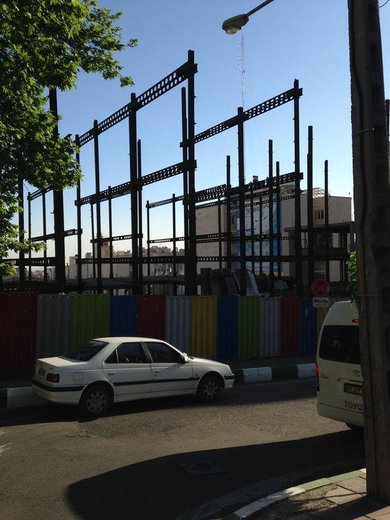 Buchmesse Teheran 2014: Eine Stadt im Aufbruch