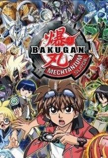 Những Chiến Binh Bakugan: Cỗ Máy Ác Quỷ - Trọn bộ