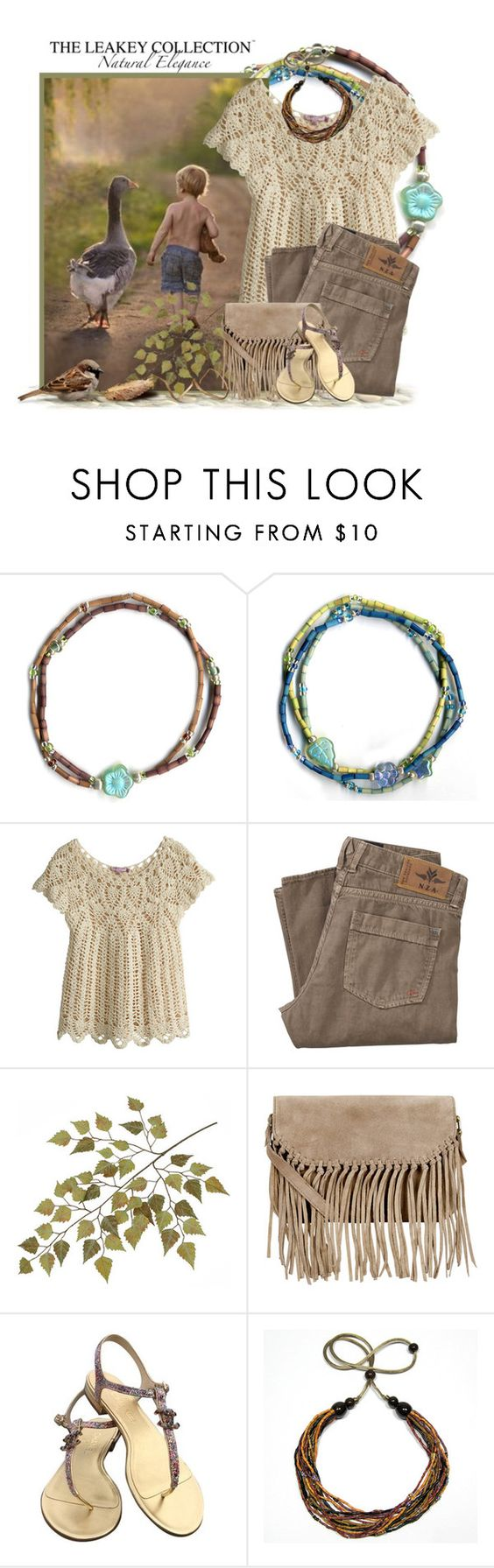 """Just Going for a Walk"" by theleakeycollection ❤ liked on Polyvore featuring Sprout, Calypso St. Barth, Accessorize and Chanel"