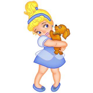 how to draw baby disney princesses
