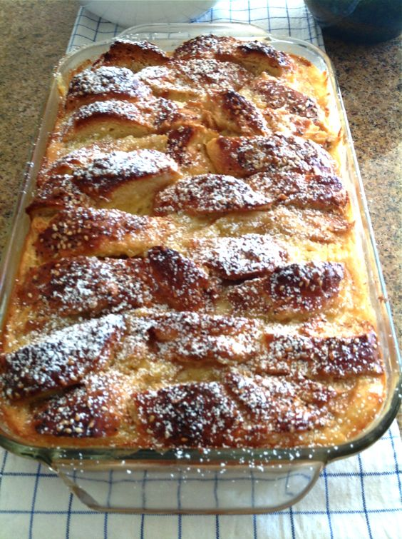 bread pudding challah breads and more challah bread pudding challah ...