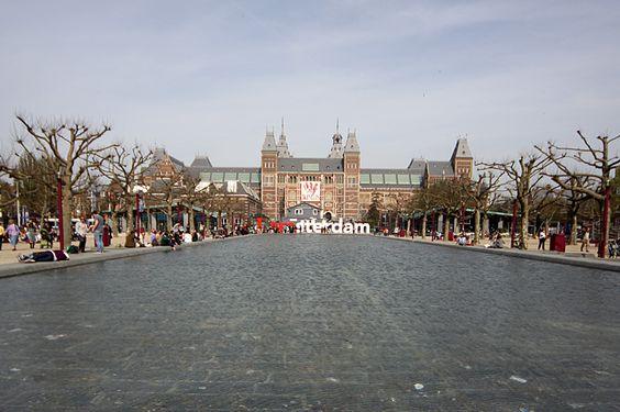 Amsterdam com crianças: Vondelpark, Museu VanGogh e tulipas