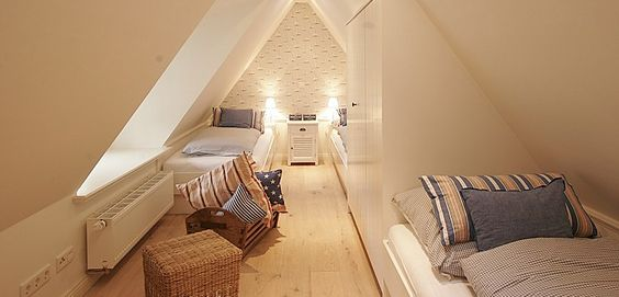 von Deska Countryhouses - Ferienhaus Föhr Reeder Flügel