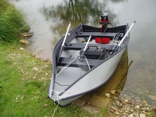 Porta bote folding boats 10feet porta bote portable for Fish camping boat