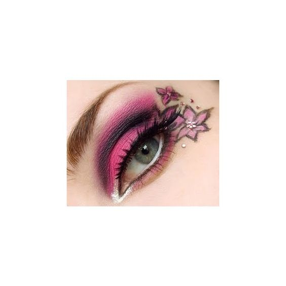 Padmita's Make Up Blog ❤ liked on Polyvore featuring beauty products, makeup, eye makeup, eyeshadow, eyes and beauty