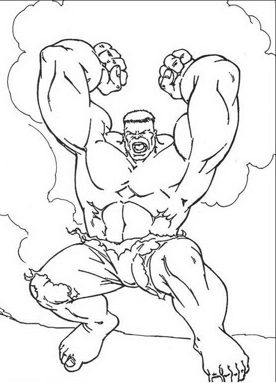 Pin Auf Hulk Ausmalbilder Malvorlagen Zum Ausdrucken