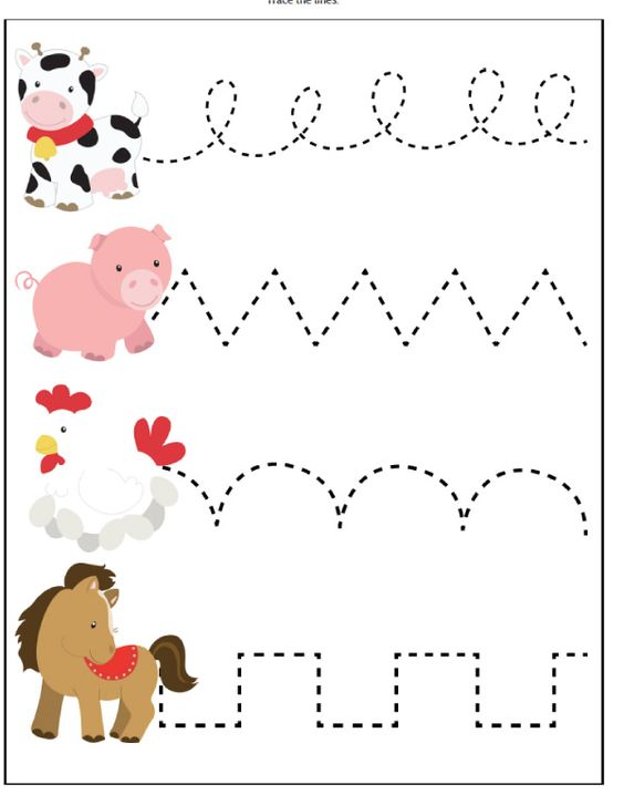 Farm Animal Activities For Kids | These printable worksheets are great for toddlers, preschool and kindergarten children. They'll help with fine motor skills, counting, letter recognition and more! #kids #kidsactivities #activitiesforkids #farmanimalactivities #toddlers #preschool #preschoolers preschool activities #ideasforkids #homeschool #kindergarten #teachers #teaching #elementary #ece #prek #kidsandparenting