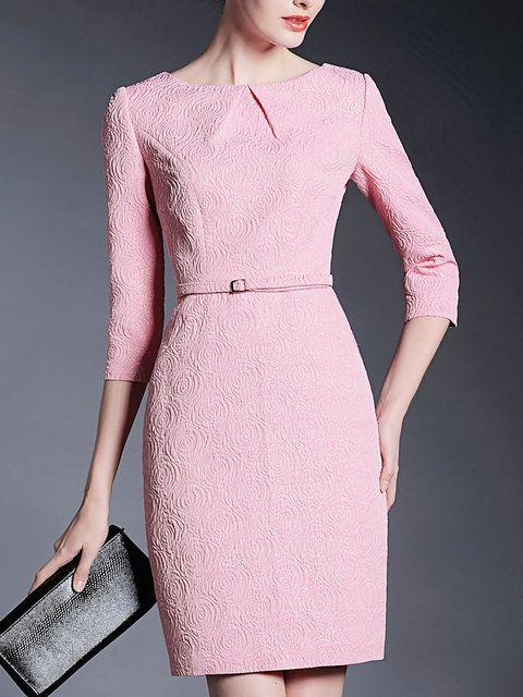 38++ Boat neck sheath dress ideas in 2021