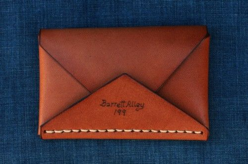 business-card holder by Barrett Alley