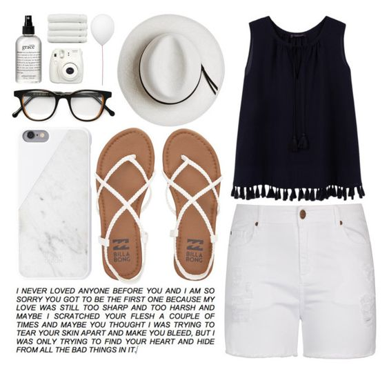 """""""I Was Only Trying to Find Your Heart and Hide From All the Bad Things In it//Read D"""" by eb-writer-girl ❤ liked on Polyvore featuring Violeta by Mango, City Chic, Billabong, Calypso Private Label, Native Union, Cutler and Gross, Estiluz, Linum Home Textiles and philosophy"""