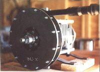 10-inch Tesla turbine design by Ken Rieli