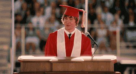 Troy Bolton's Graduation Speech is the Best Graduation Speech Ever
