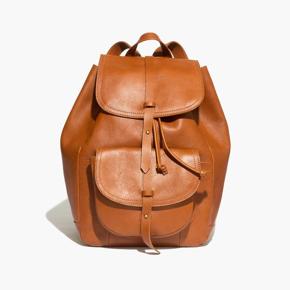 Madewell The Transport Rucksack at ShopStyle