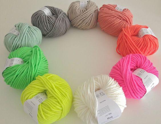 Knitting Essentials Yarn Separator : Wool yarn and yarns on pinterest
