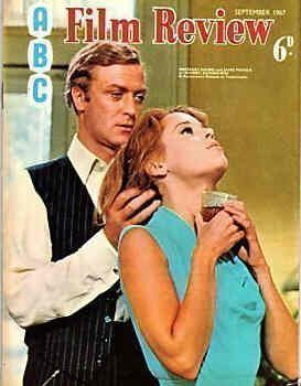 Michael Caine - ABC Film Review Magazine [United Kingdom] (September 1967)