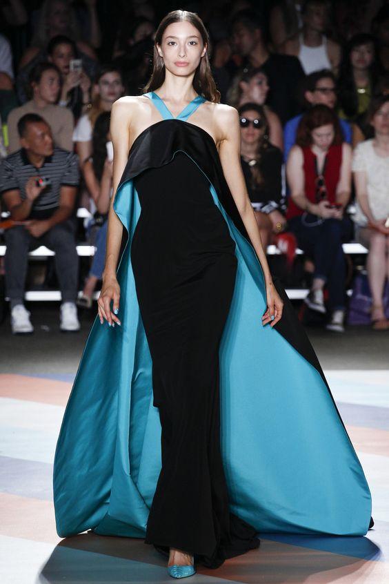 Christian Siriano Spring 2017 Ready-to-Wear Fashion Show