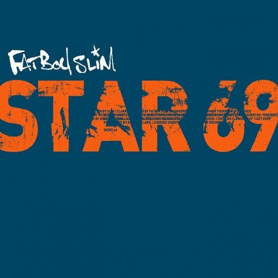 Fatboy Slim – Star 69 (single cover art)