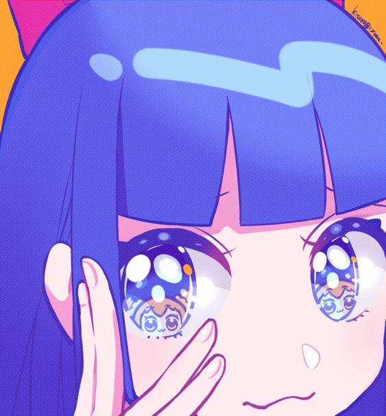 """如月憂►2月以降お仕事募集中 on Twitter: """"おめめ #落書き #ポプテピピック… """""""