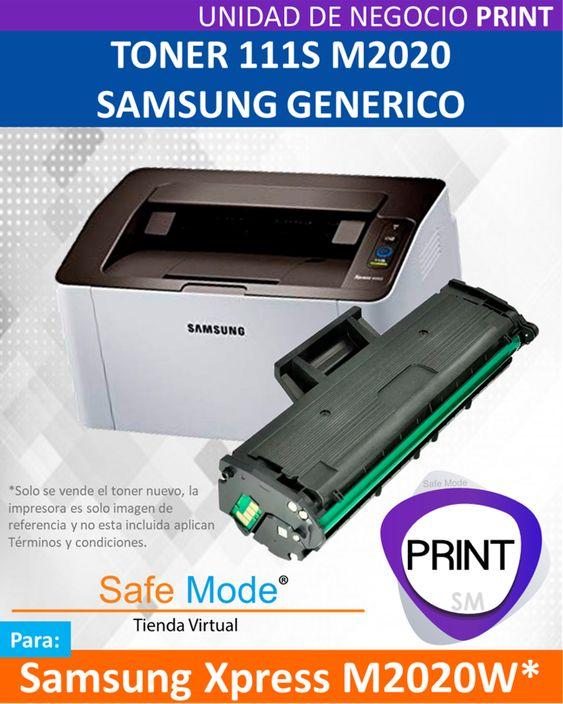 Toner para Samsung Xpress M2020W  [Nuevo]