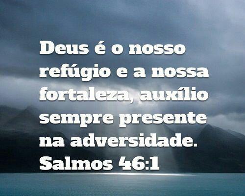 Pin De Doraluce Em Oracao A Deus Oracao A Deus Salmos Salmo 46