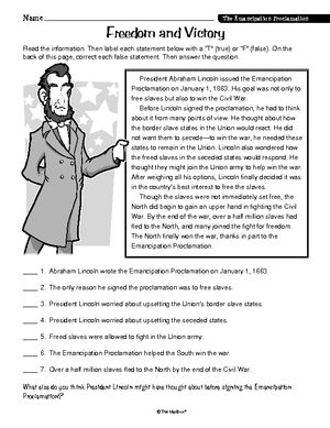 Printables Emancipation Proclamation Worksheet pinterest the worlds catalog of ideas worksheet emancipation proclamation ri 4 1