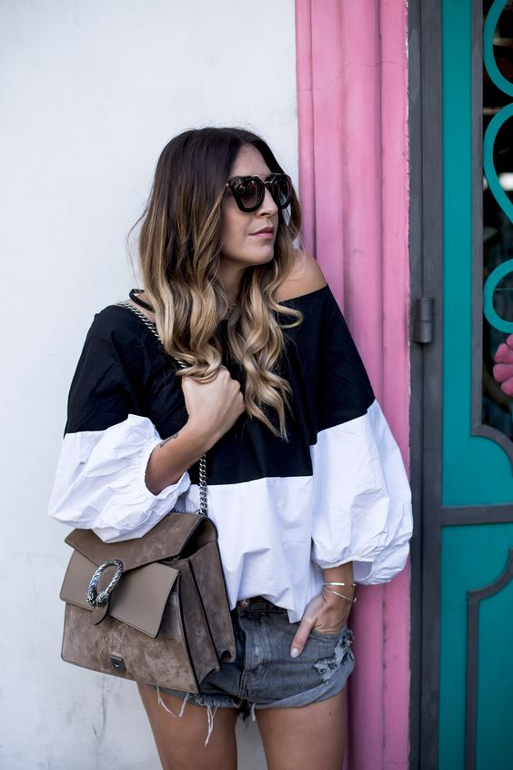 black palms positano streetstyle gucci dionysus princetown one teaspoon chicwish offshoulder
