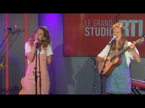 Les Frangines Donnez Moi Live Le Grand Studio Rtl Youtube Frangin Personnes Célèbres People