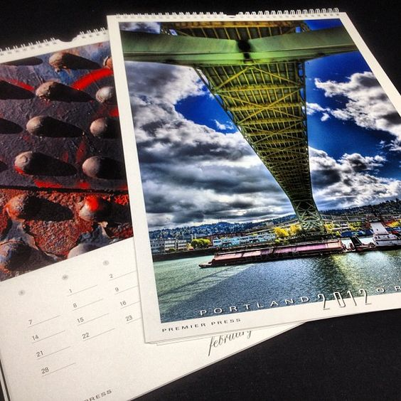 Working on your 2013 Calendar? You are too talented to send your work anywhere else. We will make your art & photos look great in print!    estimating@premierpress.com