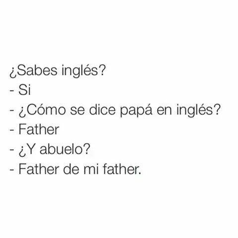 Father de mi father