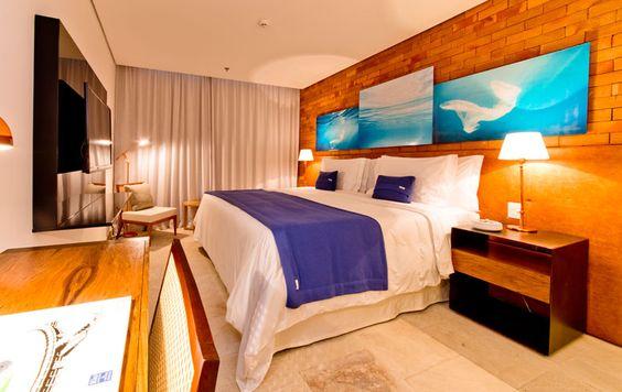 MARINA PALACE: Suíte e Suíte Master #RiodeJaneiro Fotos do Hotel Marina Palace.