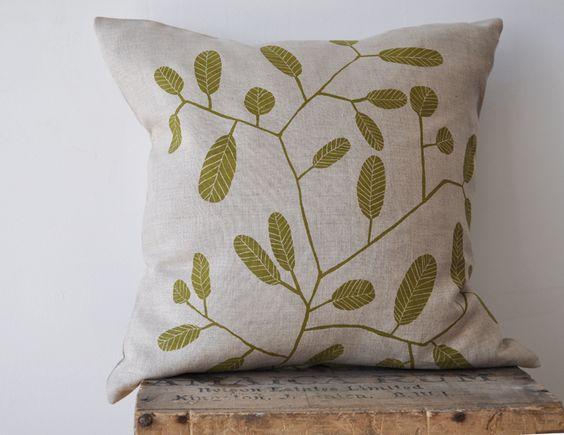 lovely bookhou cushion
