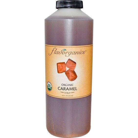Sirop de Caramel / Flavorganics