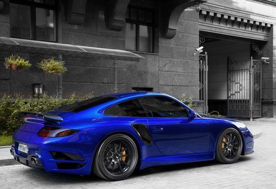Porsche 911 Turbo #CarFlash
