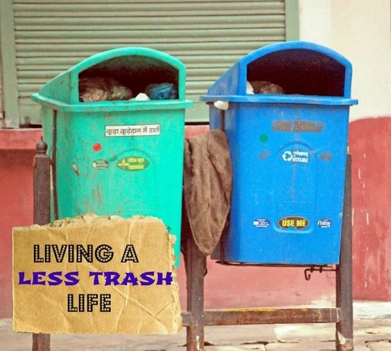 See how living a less trash lifestyle helps to keep human connections alive…