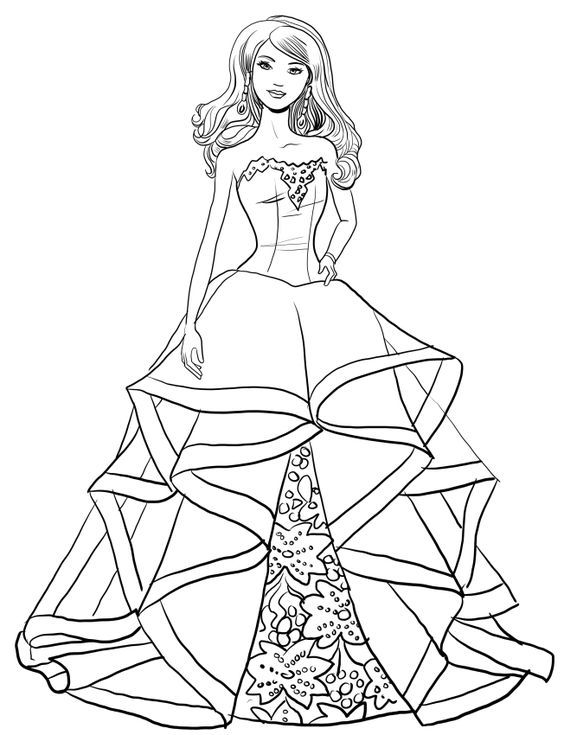 Best 10 Modern Disney Princess Coloring Pages In 2020 Barbie Coloring Pages Disney Princess Coloring Pages Princess Coloring Pages