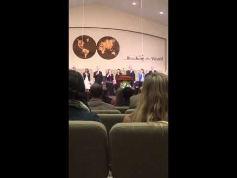 Witness! Finish Well~Church Planters Conf. 2015 HBBC - YouTube