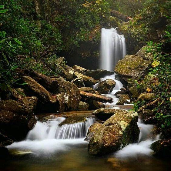 Small but beautiful waterfall